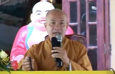 doi nghiep vang sanh thich tri hue giang