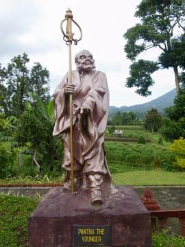 La-han Khang Mon - Ten cua Ngai la Chu-tra-ban-thac-ca