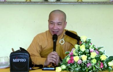 cuoc doi khong phai la mai mai 2016 dai duc thich tri hue