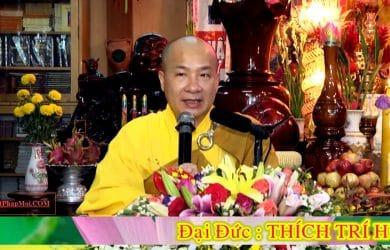 thuong cha nho me 2016 thay thich tri hue chua phap tang