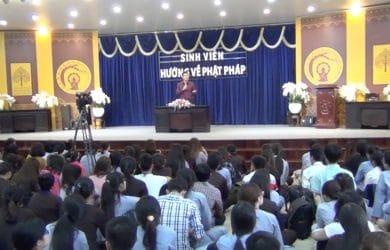 sinh vien huong ve phat phap 2017