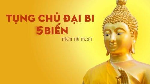 tiung chu dai bi thich tri thoat