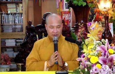 niem phat chuyen hoa chinh minh thay thich tri hue 2017