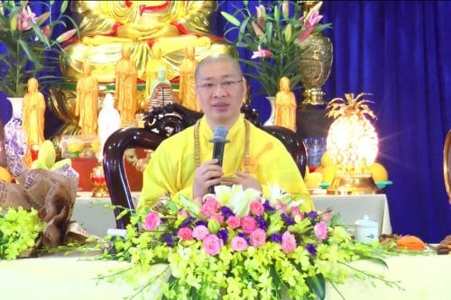 nhan dinh ve phat giao thay thich thien thuan 2018