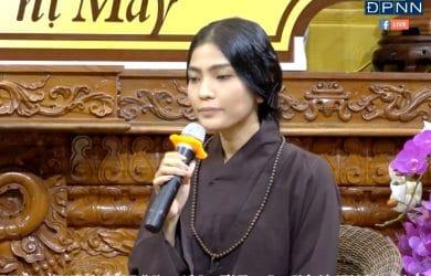a au truong thi may vi sao toi theo dao phat 2018