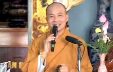 bon dieu hanh phuc cho nguoi niem phat thay thich tri hue