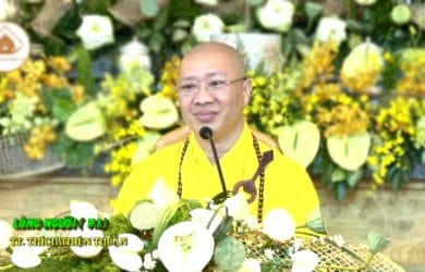long nguoi thay thich thien thuan giang 2018