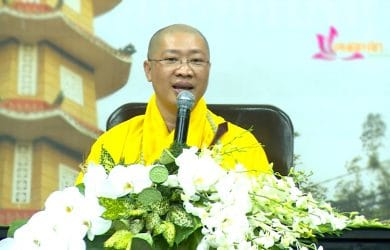 suy ngam lai thay thich thien thuan 2018