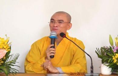 minh sinh ra khong phai de buon thay thich thien tue 2018