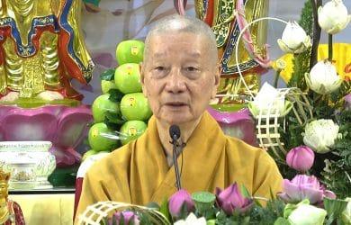 thuc hanh niem phat thay thich tri quang 2018