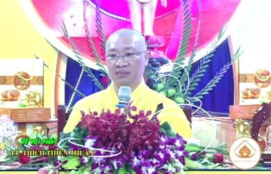 ve voi phat thay thich thien thuan thuyet giang