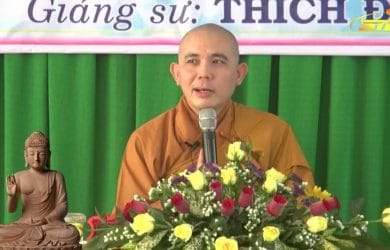 chanh hanh niem phat thay thich dong thanh
