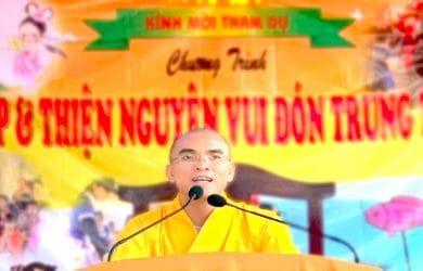het phuoc lam nguoi thay thich thien tue