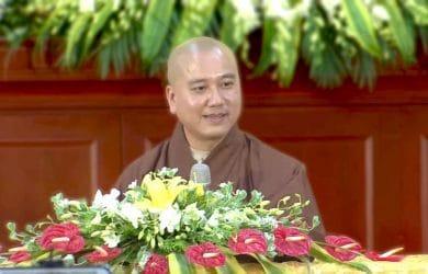 than thong khong bang dao thong thay thich phap hoa