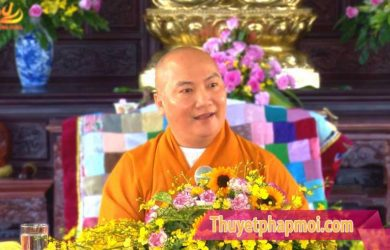 dung voi tin vao mat minh (thay thich phuoc tien 2019)