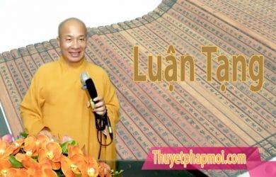 sach luan tang thay thich tri hue giang