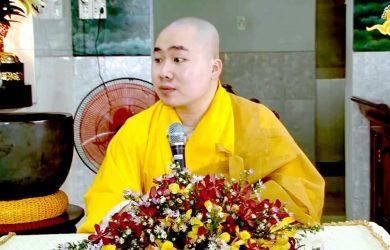 chay troi khong khoi nang thay thich tam duc 2018