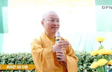 nghiep sat sinh thay thich nhat tu van dap