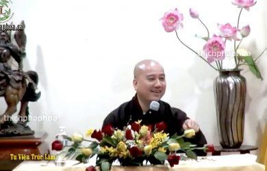 nang luc cua kinh (thay thich phap hoa 2019)