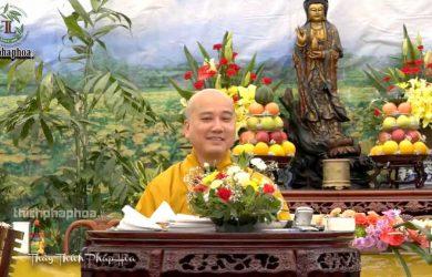 giai thoat va niet ban van dap dd thich phap hoa 2019