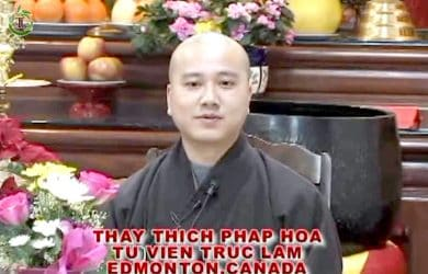 biet chap nhan moi co the an lac thay thich phap hoa
