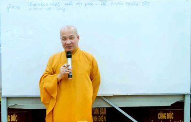 kinh nikaya tang chi bo pham phong dat dd thich tri hue 2019
